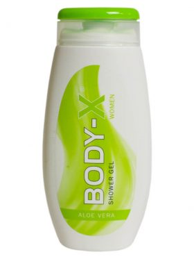 Body-X tusfürdő női Aloe Vera
