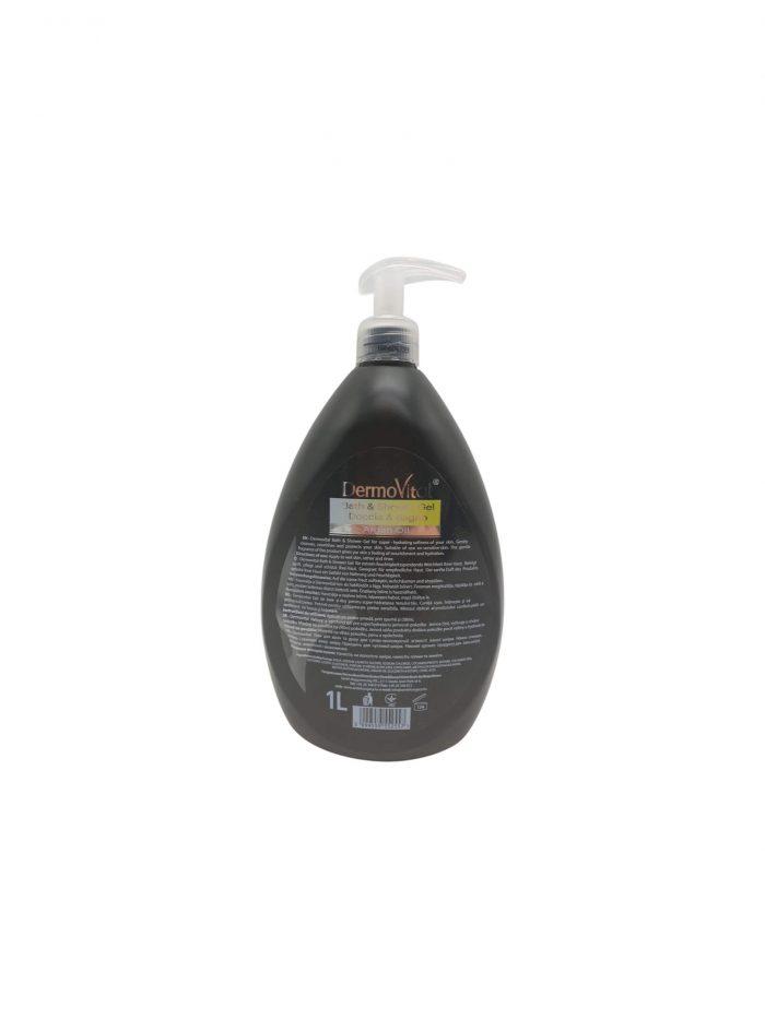 DermoVital tus- és habfürdő 1L Argan Oil