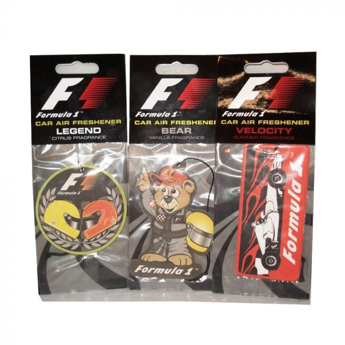 Formula 1 autóillatosító Bear (vanília)