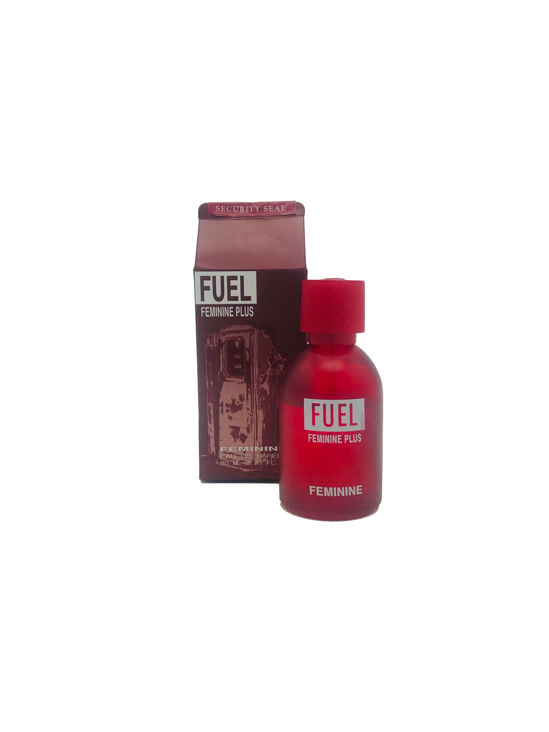 Fuel Feminine EDP 80ml Feminine Plus!