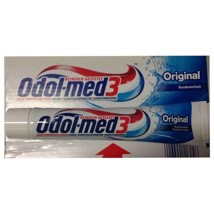 Odol-med 3 fogkrém 75ml Original