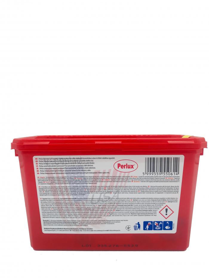 Perlux Alpin Fresh Universal mosókapszula 16x22g (352g)