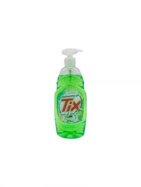 Tix mosogatószer alma_aloe vera 500ml pumpás3