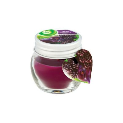 Air Wick illatgyertya 30gr fűszeres lilaszeder mini befőttesüvegben