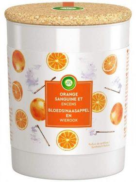 Air Wick illatgyertya duopack 2*185g Orange Sanguit Et Encens