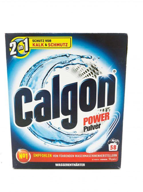 Calgon vízlágyító por 1860g 58 mosás