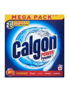 Calgon vízlágyító por Mega Pack 2kg 40 mosás