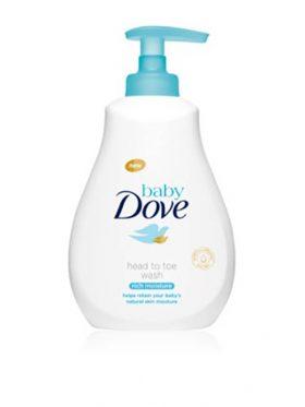 Dove Baby sampon 200ml Rich moisture