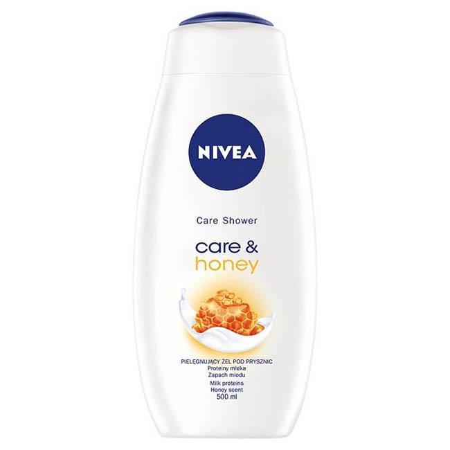 Nivea tusfürdő Honey dream 250ml