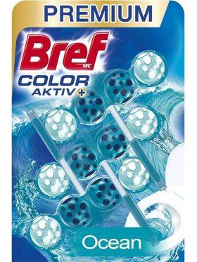 Bref Aktiv Color WC golyók 3*50g Oceán