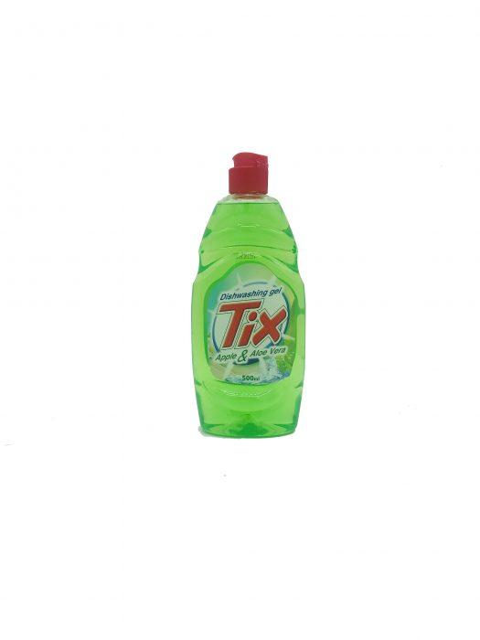 Tix mosogatószer alma_aloe vera 500ml utántöltő
